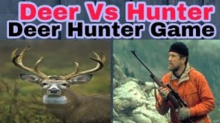 ONLINE GAME DEER HUNTER CLASSIC BEST GAME I SUGGEST YOU PLAY THIS GAME 2018 GAME BEST (HUNTING)