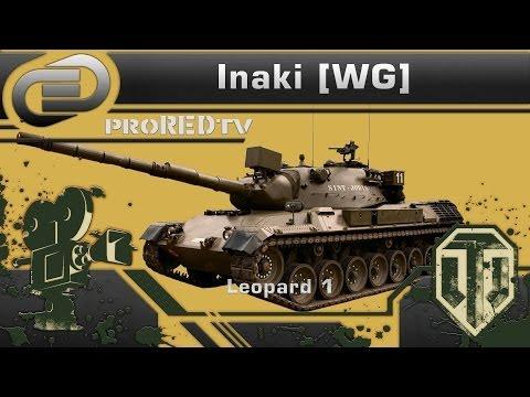 Leopard 1 | Inaki[WG] 11k dmg