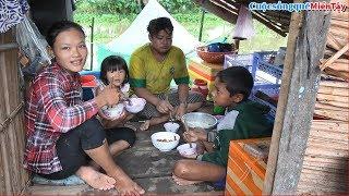 Trao quà cho gia đình Anh Linh, Chị Mai | Cuộc Sống Quê Miền Tây