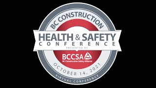 Dr. Rick Rigsby inviting you to BC Construction Health & Safety Conference