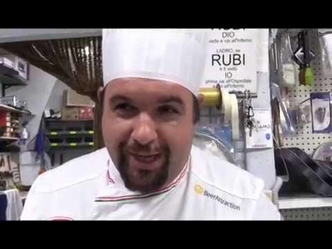 LO SHOW COOKING DELLO CHEF LIVIO REVELLI DALL'ARROTINO A SANREMO