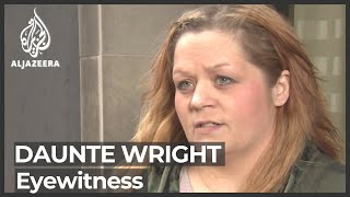 No immediate medical care by police for Daunte Wright: Witness