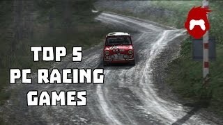 Top 5 PC Racing Games 2016