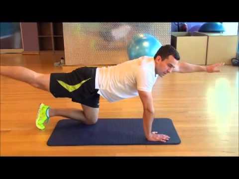 Essential exercises to help diastasis recti part 2