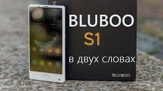 Смартфон Bluboo S1 Black от компании Cthp - видео 1