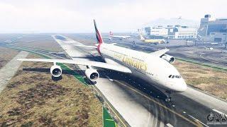 Grand Theft Auto V: Những siêu máy bay mới (Airplanes in GTA 5)