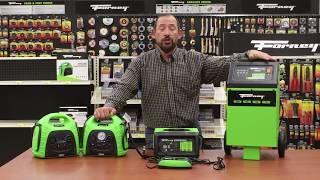 Forney® Battery Charger & Jump Start Overview