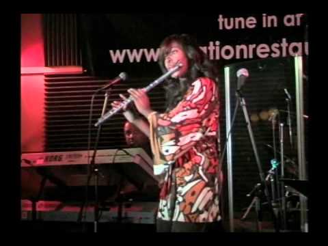 "Althea Rene - Performs ""Number One"" LIVE"