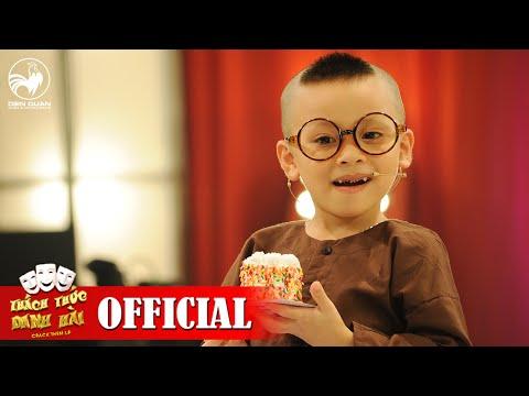 Thách Thức Danh Hài mùa 2   Cậu bé 4 tuổi thuộc lòng hài trên YouTube