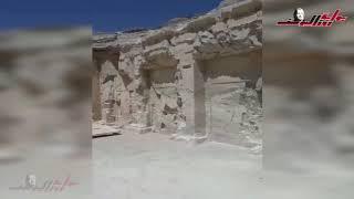تفاصيل اكتشاف مقبرة أثرية بعد افتتاحها