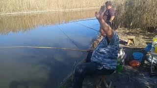 Рыбалка в бриньковской базы отдыха
