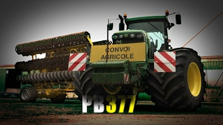 Tracteur De Légende Et Pneus Extra-larges ! PowerBoost N°377 (17/02/2017)