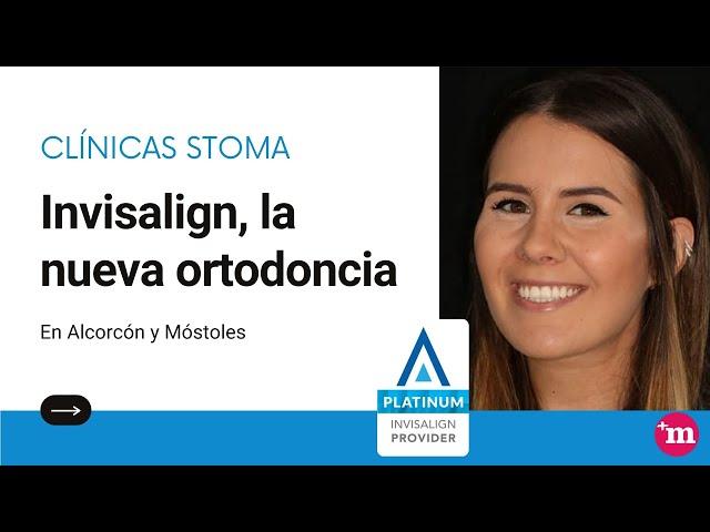 Clínicas Stoma - Invisalign Platinum - Clínica Stoma Alcorcón