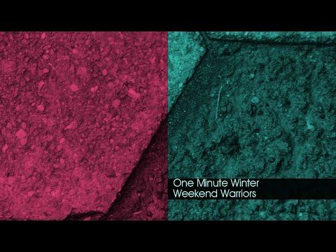[Rin/Len] One Minute Winter - Weekend Warriors (audio) [9 STRING GUITAR]