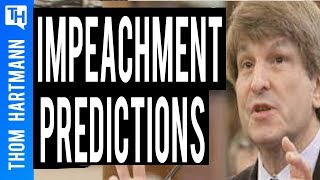 Donald Trump Impeachment Predicted (w/ Allan Lichtman )