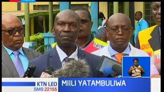 Watu tisa hawajulikani waliko katika mkasa wa Gikomba