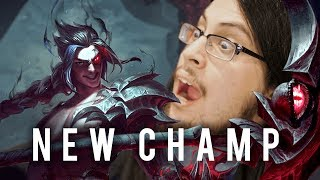 Imaqtpie   NEW CHAMP REVIEW  BOT LANE XIN ZHAO IS AMAZING!