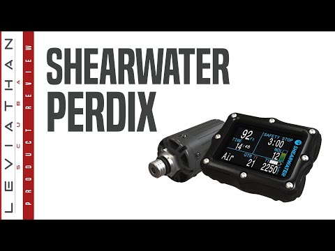 Shearwater Perdix AI Dive Computer Product Review – Short
