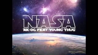 Akon Ft. Young Thug & OG Boo Dirty - NASA (JUNE)