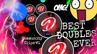 BEST COLOSSAL DOUBLESPLITS! Dual-Agar Sub Community Clips #1 Mega Popsplits, Pre-splits +//