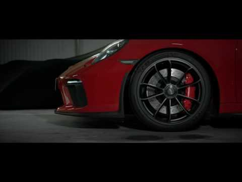 Trailer: Porsche 911 GT3 2018