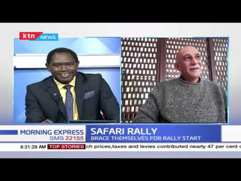 Safari Rally: Need for vaccinations to secure participants