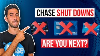 Chase Shutting Down Accounts | Must Watch