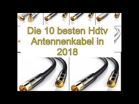 Die 10 besten Hdtv Antennenkabel in 2018