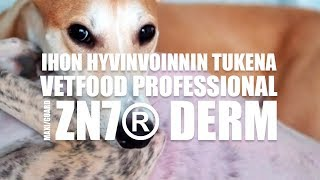 Vetfood Professional® MAXI/GUARD® Zn7® Derm
