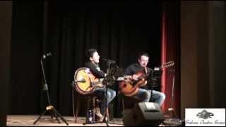 Simona e Paolo Jazz duo `Beatbop` video preview