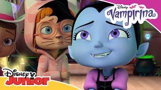 Vampirina   Nawiedzone Halloween  Tylko w Disney Junior!