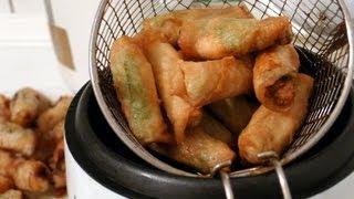 Vietnamese crispy spring roll – Nem rán / Ram Quảng/ Chả Giò