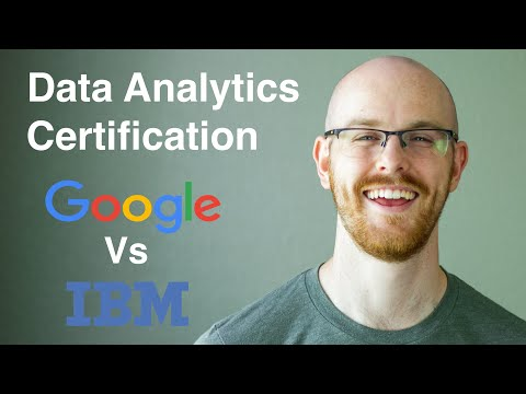 Google vs IBM Data Analytics Certificates | Which is Better? - YouTube