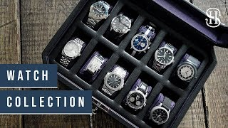 My Watch Collection!   Rolex, Patek Philippe, A. Lange & Söhne, Cartier, IWC, TAG Heuer
