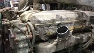 2001 Detroit Diesel S60 DDEC 4 12.7L Diesel engine. F55541