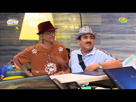 Jethalal & Bapuji Ride To Sentosa   Taarak Mehta Ka Ooltah Chashmah   TMKOC Comedy   तारक मेहता