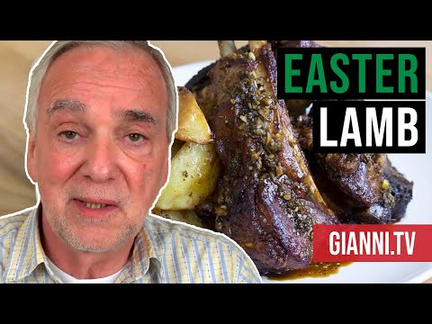 Easter spring lamb, Abbacchio, Italian Recipe – Gianni's North Beach