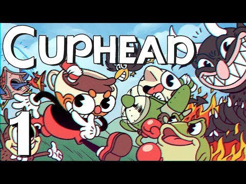 Cox n' Crendor play Cuphead Gameplay Part 1 - Don't Deal with the Devil (PC, Xbox One)