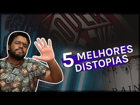 5 DISTOPIAS QUE VOCÊ PRECISA LER | LEO ALVES