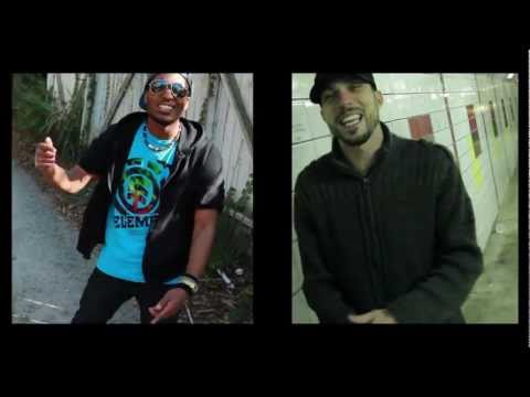 Kenjii & Ak iLL - Pick Up the Mic (Official Video)