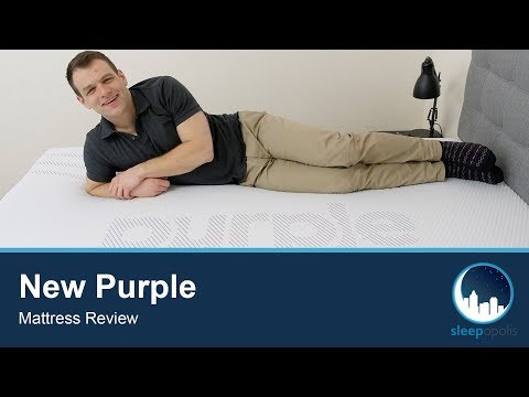 New Purple Mattress Review 2018 – Purple 2, 3, 4 Deep Dive!
