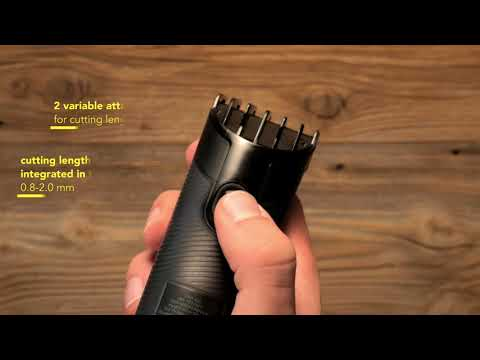 Unboxing CARRERA Hair Clipper No.622
