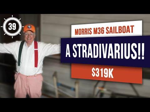 Morris M36 Sloop (Hull #12) video
