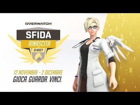Sfida Rinascita di Mercy   Overwatch (IT)