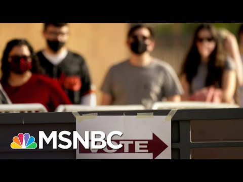 GOP Bill Could Give Arizona Legislature Power To Overturn Election Results | The Last Word | MSNBC