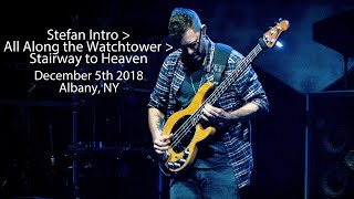 Watchtower (Stairway + Fire) | Dave Matthews Band | December 5th 2018 | Albany, NY