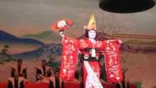 Япония, Японский танец