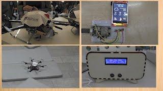Plauderei am Donnerstag  18: Fliegende Roboter, Raumsensoren und Wetterstationen