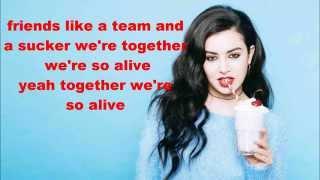 Charli XCX - Doing It (Solo Version) Lyrics