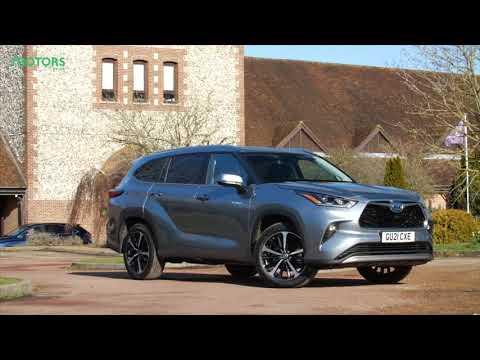 Motors.co.uk - Toyota Highlander